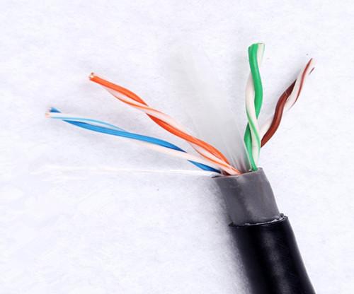 六类室外防水电缆