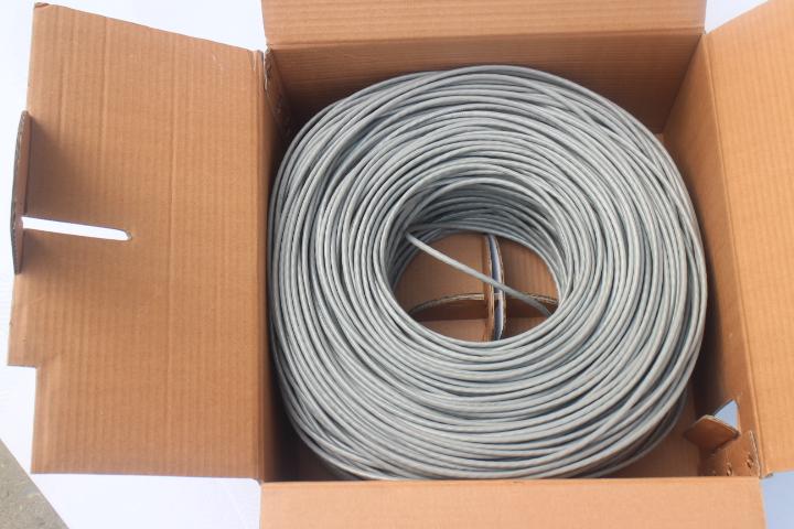 超五类低烟无卤屏蔽电缆