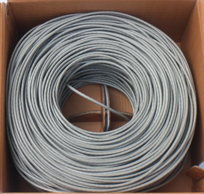 超五类保检测网线