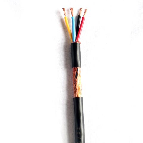 5芯屏蔽线