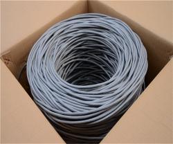 纯铜超五类网线