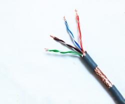 超五类低烟无卤双屏蔽电缆