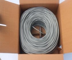 超五类非屏蔽电缆