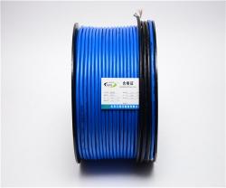 耐高温双导发热电缆